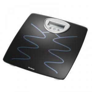 Trisa Cantar electronic baie Body Scan, 2 baterii, Ecran Lcd