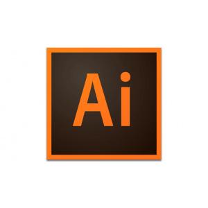 Adobe Illustrator CC for teams, Licenta Electronica, 1 an, 1 user
