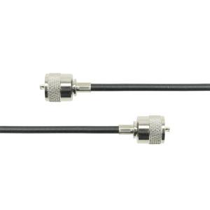 PNI Cablu de legatura R45  mufe PL259  lungime 45 cm
