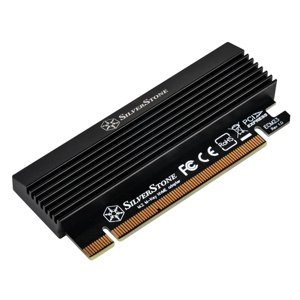 SilverStone SST-ECM23 adaptor M.2 - PCI Express x4 - radiator