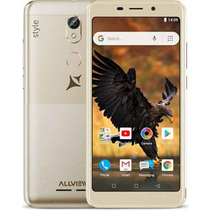 Allview P10 Style, dual sim, Gold