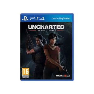 Sony Uncharted The Lost Legacy