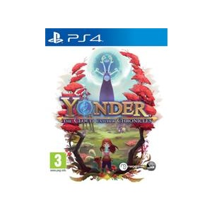 Merge Games Yonder The Cloud Capture Chronicles Ps4