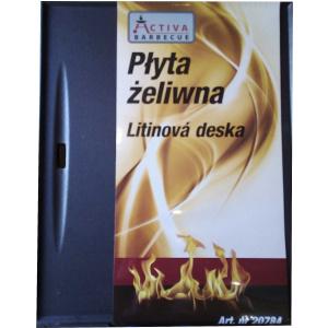 ACTIVA Plita din fonta 40 x 32 cm pentru gratarele Dakota 20784