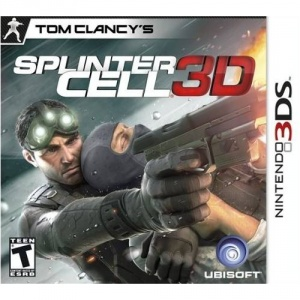 Ubisoft Tom Clancy's Splinter Cell  (3DS)