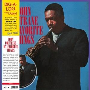 John Coltrane My Favorite Things -Lp+Cd-