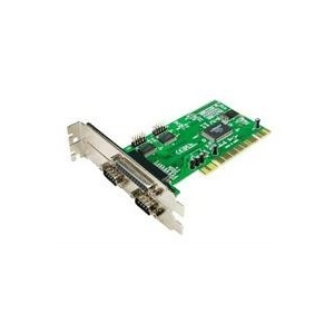LogiLink PCI interface card parallel 1x + serial 2x  PC0018