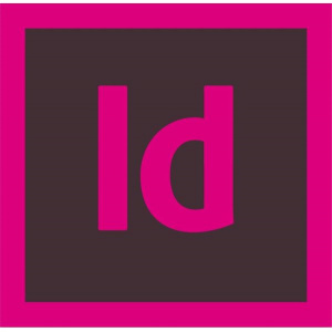 Adobe InDesign CC for teams, Licenta Electronica, 1 an, 1 user