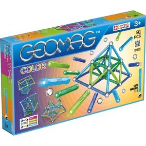 Geomag Set Constructie Magnetic Color 91
