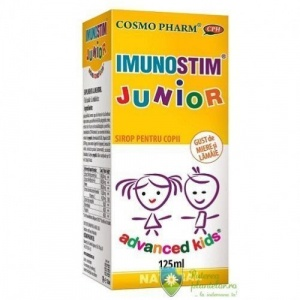 Cosmo Pharm Imunostim Junior Advanced Sirop copii 125 ml