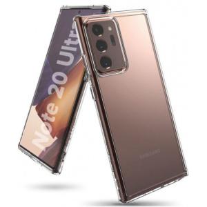 Ringke Fusion  pentru Samsung Galaxy Note 20 Ultra (Transparent mat)