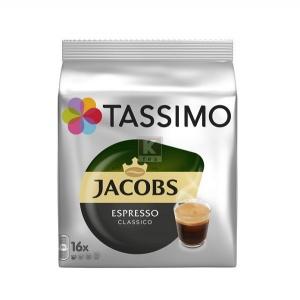 Jacobs Tassimo Espresso Classico 16 capsule