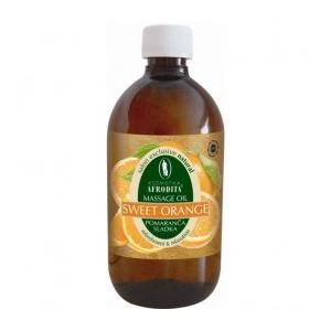Cosmetica Afrodita Ulei masaj din portocale 500ml
