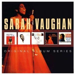 Sarah Vaughan Original Album Series (5 CD) 0825646179787