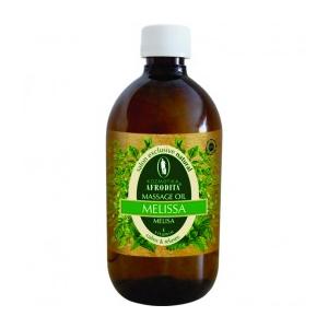 Cosmetica Afrodita Ulei masaj Melissa si vitamina E 500 ml