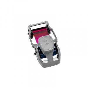 Zebra Ribon Color Imprimanta Carduri, 800300-550EM