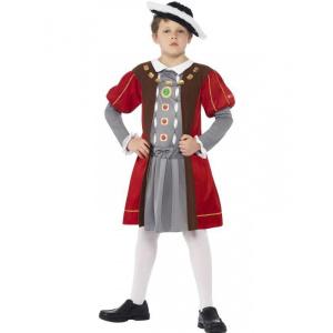 Smiffys Costum Epoca Henry VIII Baiat