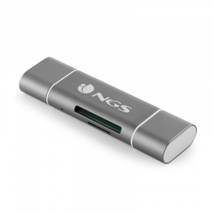 NGS Cititor de carduri 5in1, USB 2,0, 128 GB
