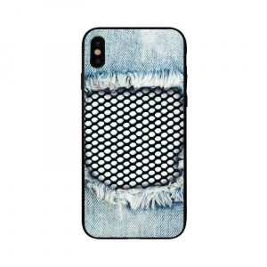 WK Design Jeans iPhone XS