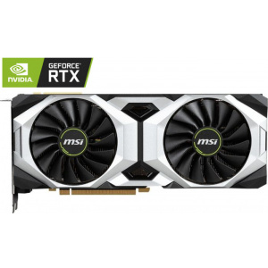 MSI GeForce RTX 2080 SUPER VENTUS 8GB GDDR6 256-bit (RTX 2080 SUPER VENTUS)