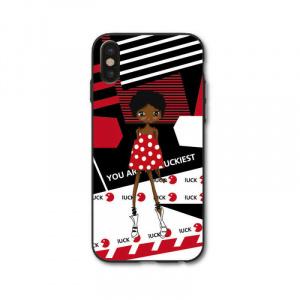 WK Design Girl iPhone XS