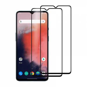 Himo SETGLASS045  sticla securizata fullsize pentru OnePlus 7T, negru
