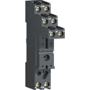 Schneider Electric Priza rsz - contact separat - 12 a - < 300 v c.a. - conector cu surub - Relee de interfata - Zelio relaz - RSZE1S48M -