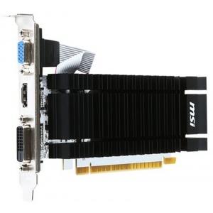 MSI GeForce GT 730 2GB DDR3 64-bit Low Profile (N730K-2GD3H/LP)
