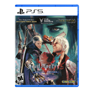 Capcom Devil May Cry 5 Special Edition PS5