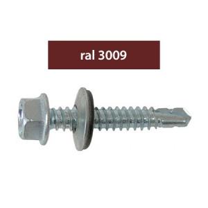 SAPHIR RAL3009-ROSU 4.8X20MM, 250/SET
