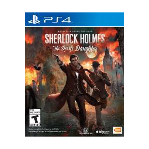 BigBen Interactive Sherlock Holmes The Devil s Daughter Pentru Playstation 4