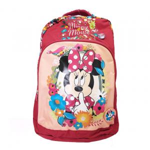 PIGNA Clasele I-IV Minnie Mouse roz inchis floral MNRS1840-3
