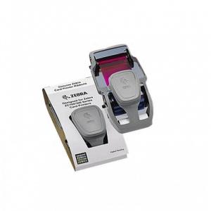 Zebra Ribon Color Imprimanta Carduri ZC350, YMCKO