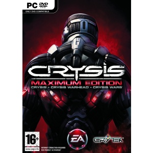 Electronic Arts Crysis: Maximum Edition (PC)