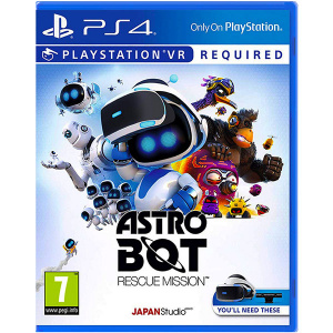 Sony Astro Bot Rescue Mission PS4 / PSVR
