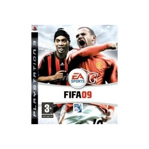 Electronic Arts FIFA 09 PS3