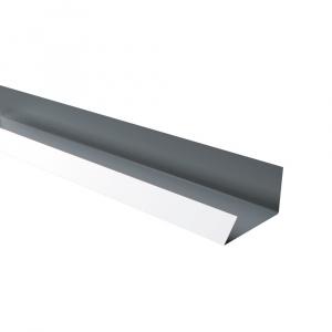 Rufster Jgheab ascuns Eco 0,45 mm  7024 gri-grafit