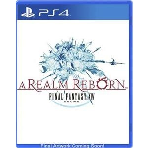 Square Enix Final Fantasy 14 A Realm Reborn PS4