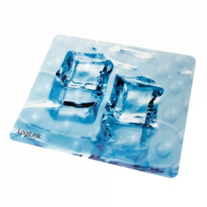 LogiLink Mousepad in 3D design, Ice Cube ID0152