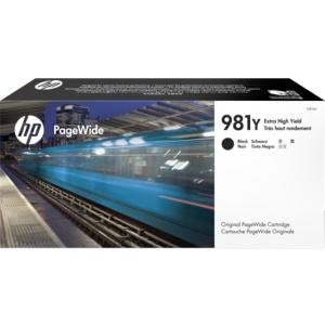 HP 981Y PageWide Black (L0R16A)