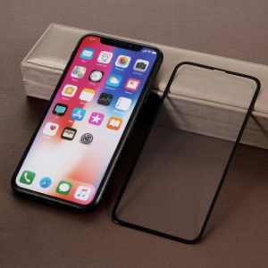 Apple iPhone XS iPhone X Acoperire Completa Neagra