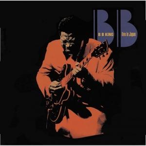 B.B. King BB King-Live In Japan-CD