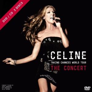 Celine Dion Taking Chances World Tour