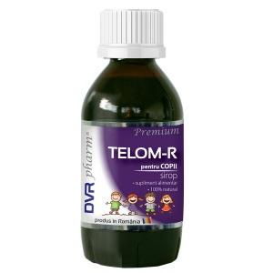 Dvr Pharm Telom-R Sirop pentru Copii 150ml