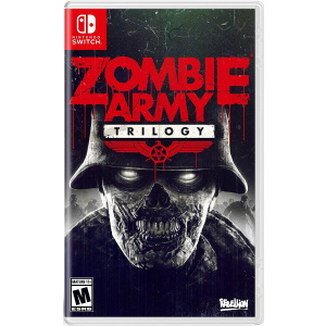 Sold-Out Software Zombie Army Trilogy Nintendo Switch