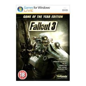 Bethesda Softworks Fallout 3 - Game of the Year Edition (PC) G5445