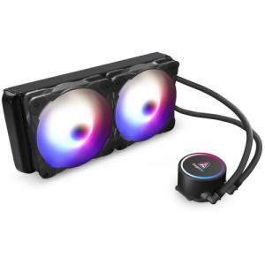 Segotep BeCool 240S RGB, 2x 120mm