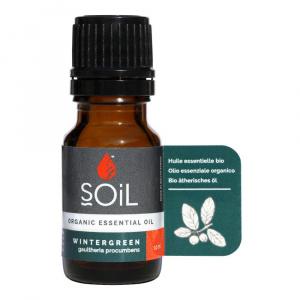 SOiL Ulei Esential Wintergreen 10 ml