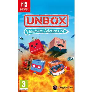 Merge Games Unbox Newbies Adventure ES Nintendo Switch