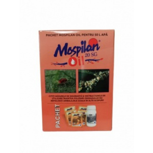 Sumi Agro Insecticid -  Pachet Mospilan Oil pt. 50 l apa